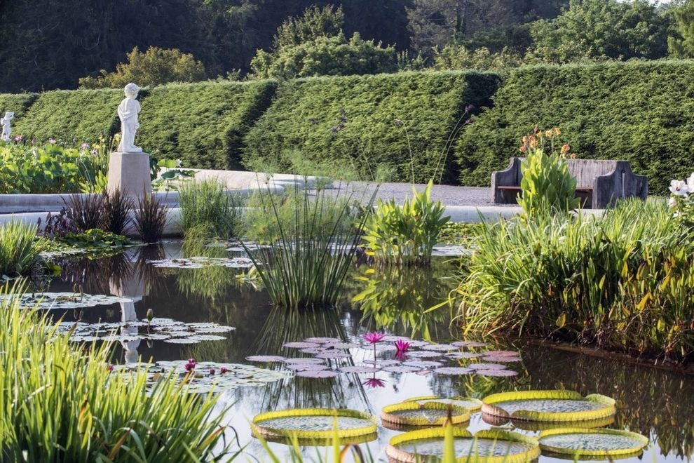 How to create a beautiful garden like the Biltmore Estate