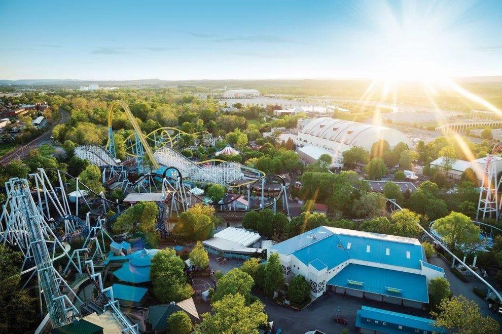 Best Amusement Park Winners: 2018 10Best Readers' Choice Travel Awards