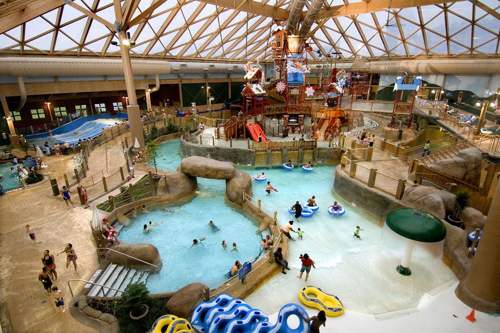 Best Indoor Water Park Winners: 2018 10Best Readers' Choice Travel
