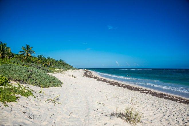 X'cacel Beach