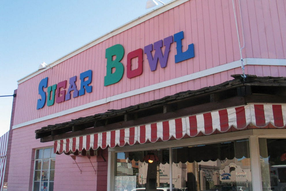 Sugar Bowl is the place to get your ice cream fix
