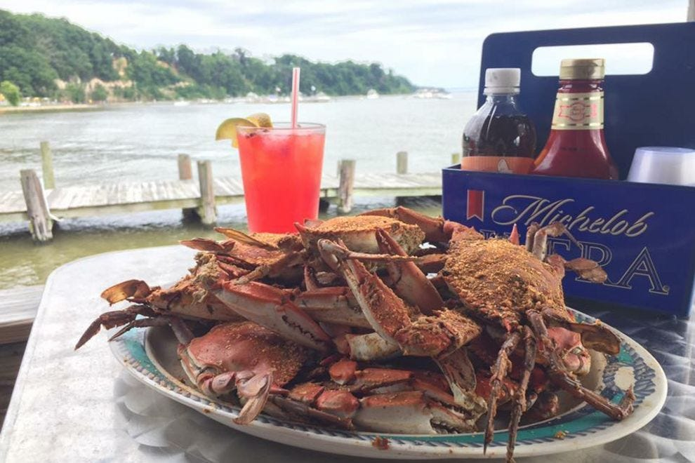 Best Crabs in Maryland Winners: 2018 10Best Readers' Choice Travel Awards