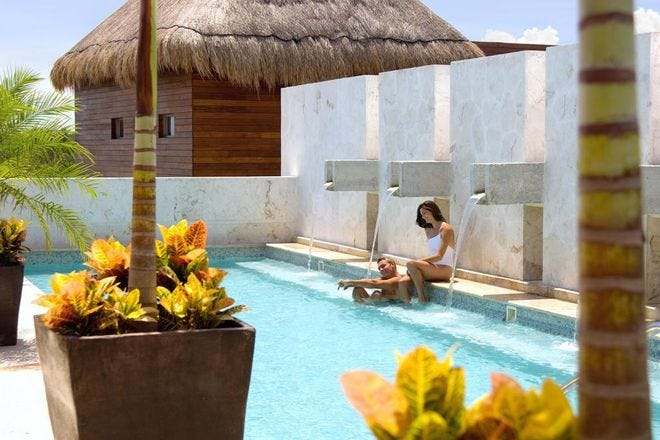 Willow Stream Spa Fairmont Mayakoba