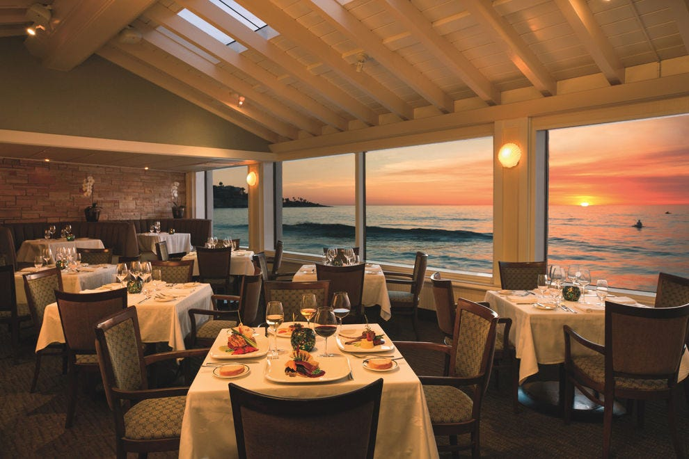 Marine Room San Diego Restaurants Review 10best Experts