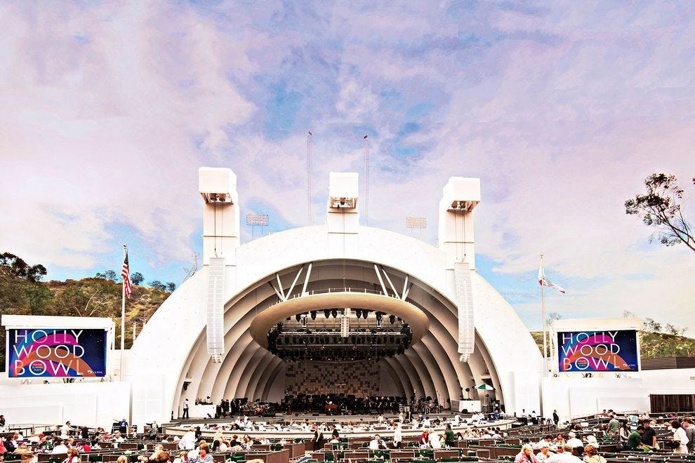 10 of the best tips for going to the Hollywood Bowl