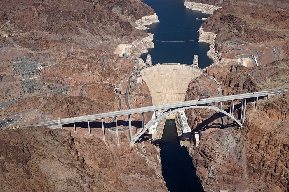 Mike O'Callaghan-Pat Tillman Memorial Bridge: Las Vegas