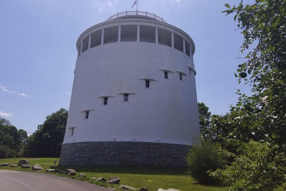 Thomas Hill Standpipe, where Stan first meets Pennywise in <em>It</em>