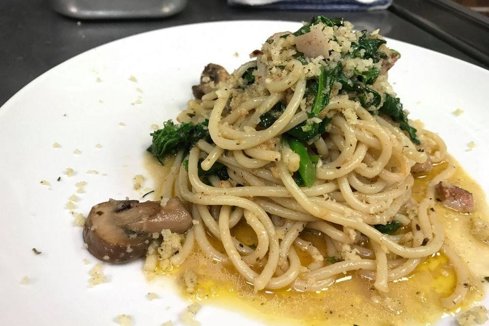 厨师Marc's Trattoria