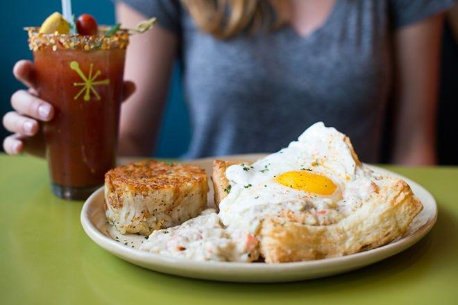 Breakfast In San Antonio