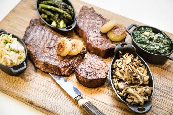 Restaurant Slideshow Steakhouses In Dallas