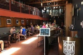 Social Kitchen and Brewery