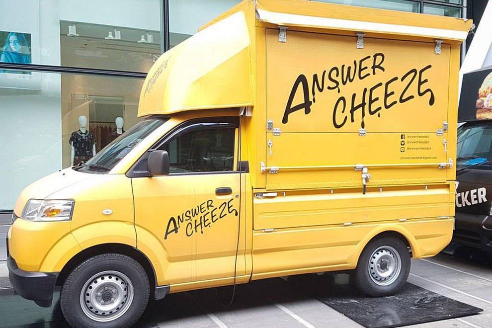 Answer Cheeze