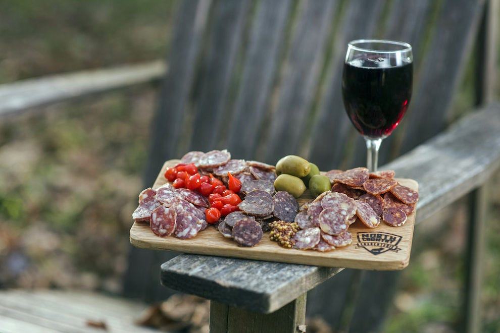 North Country Charcuterie is family-owned and locally-sourced