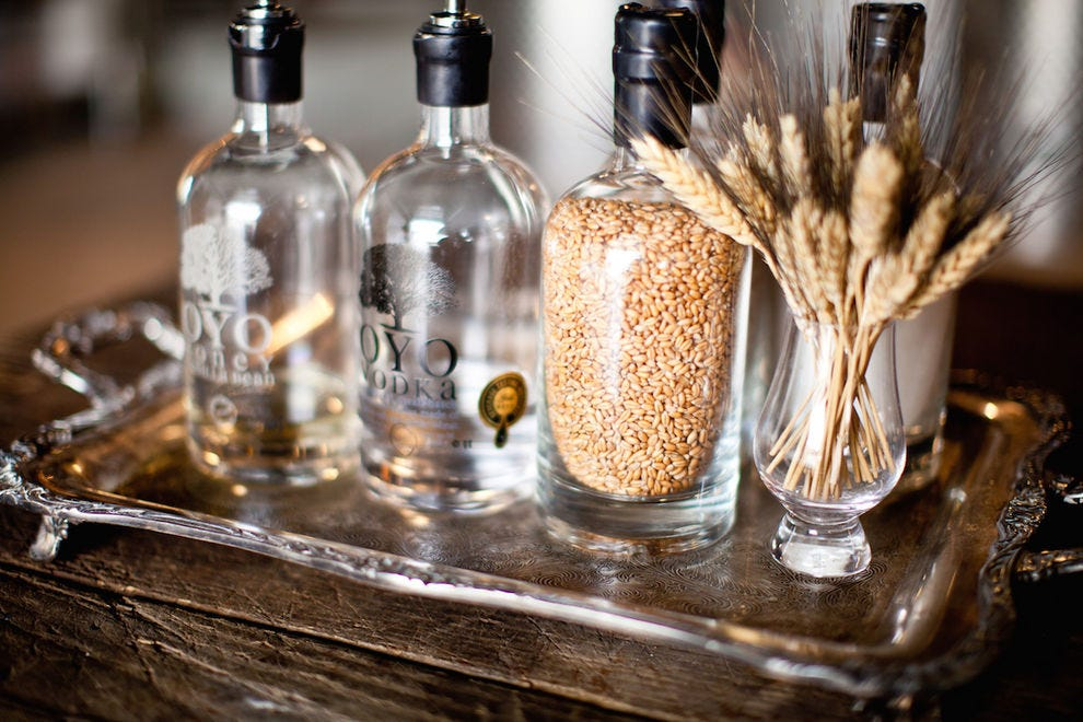 Middle West Spirits is Ohio's first craft distillery