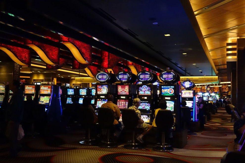 Casino stadt in italien