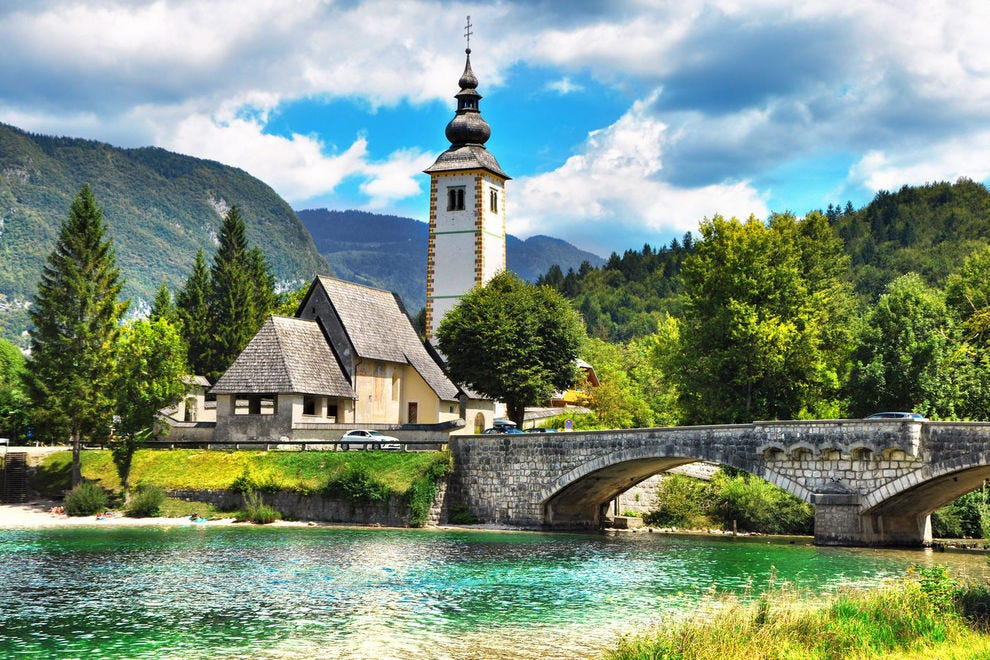 Beautiful Bohinj