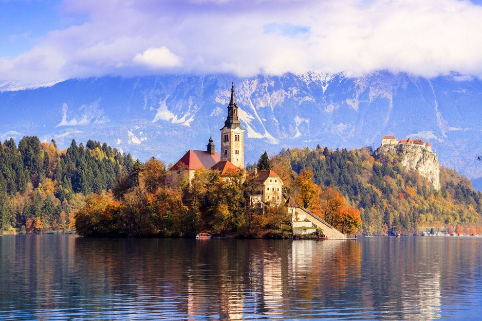Prepare to fall in love with stunning Slovenia