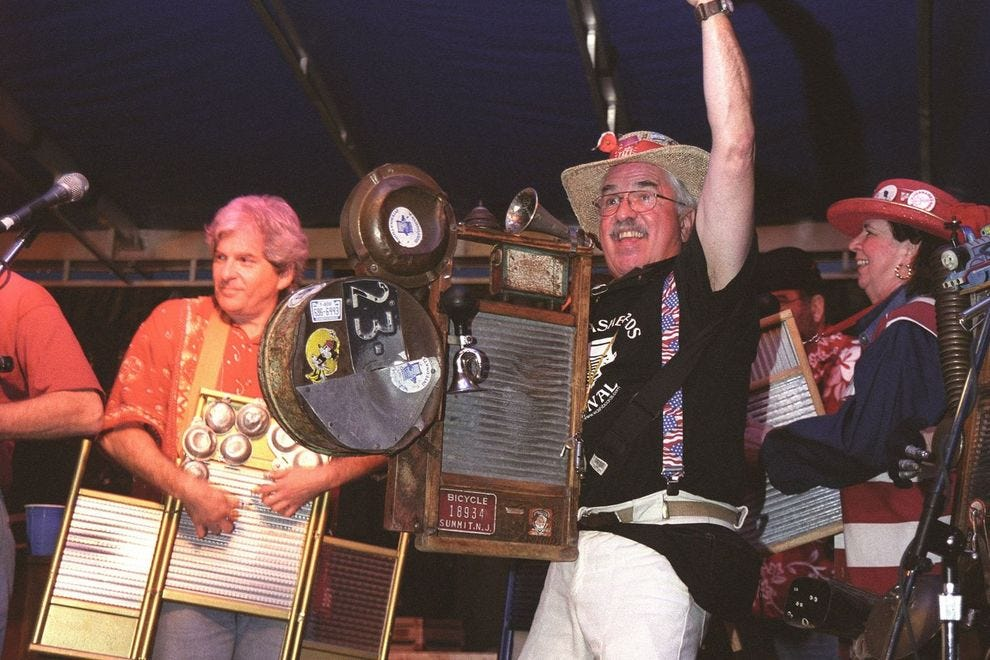 Since 2000, the Washboard Music Festival has brought  joyful music-centered festivities to Logan