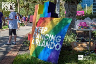 Come Out With Pride Orlando