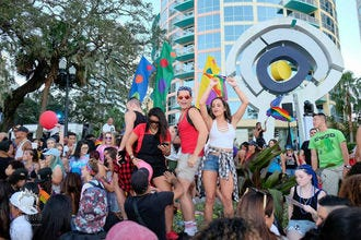 Fall into Orlando: when the weather cools down, the calendar fills up