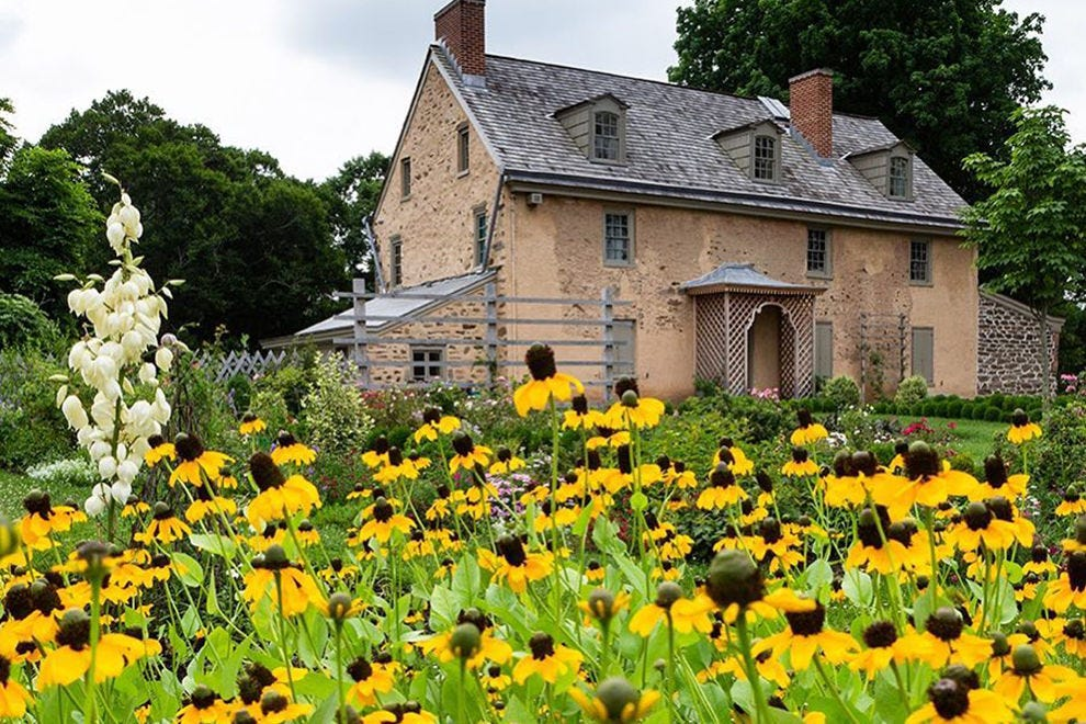 Discover the secret life of plants at Bartram's Garden