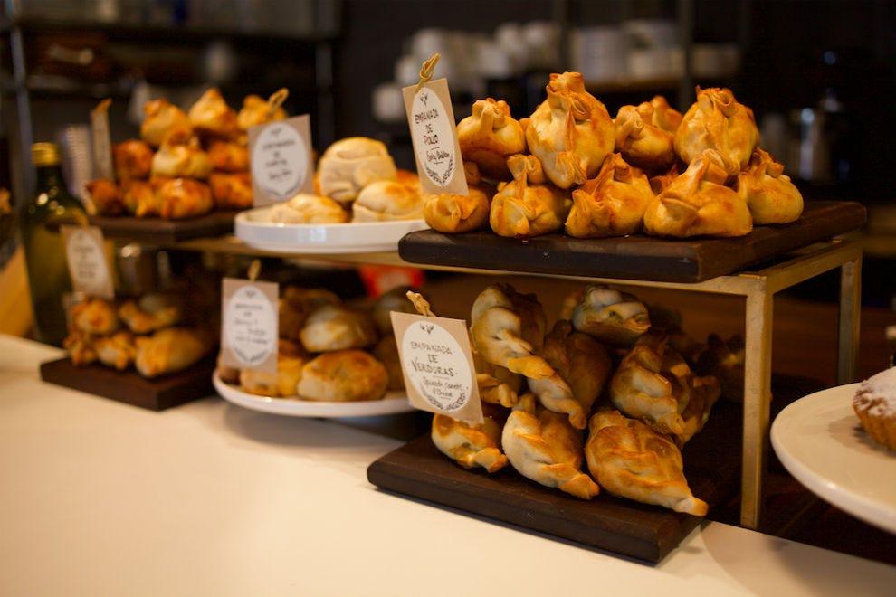 Learn to make a variety of Argentine empanadas at Jezabel's Studio in West Philadelphia