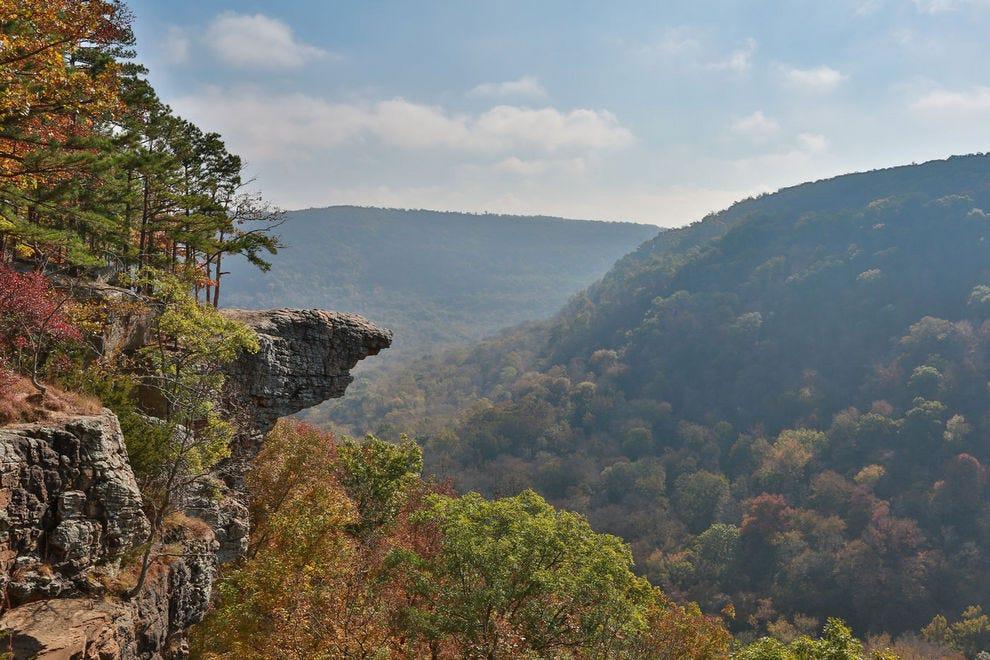 Hawksbill Crag/Whitaker Point