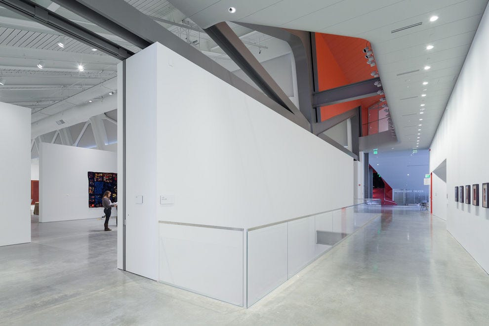 BAMPFA is a stunning place to view art and films
