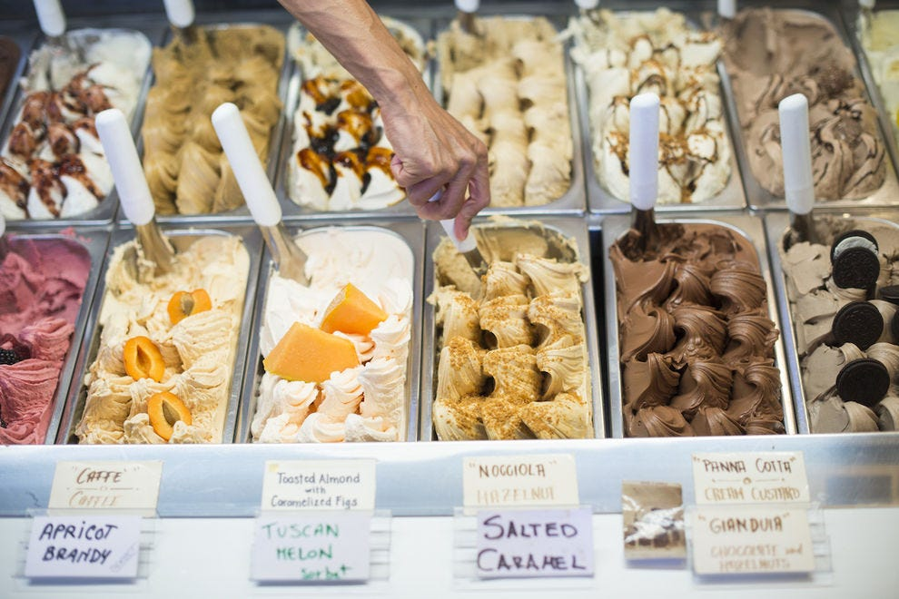 Almare Gelato brings a taste of Italy to Berkeley