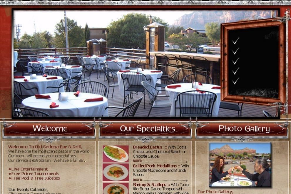 Best Restaurants In Sedona Travel And Leisure