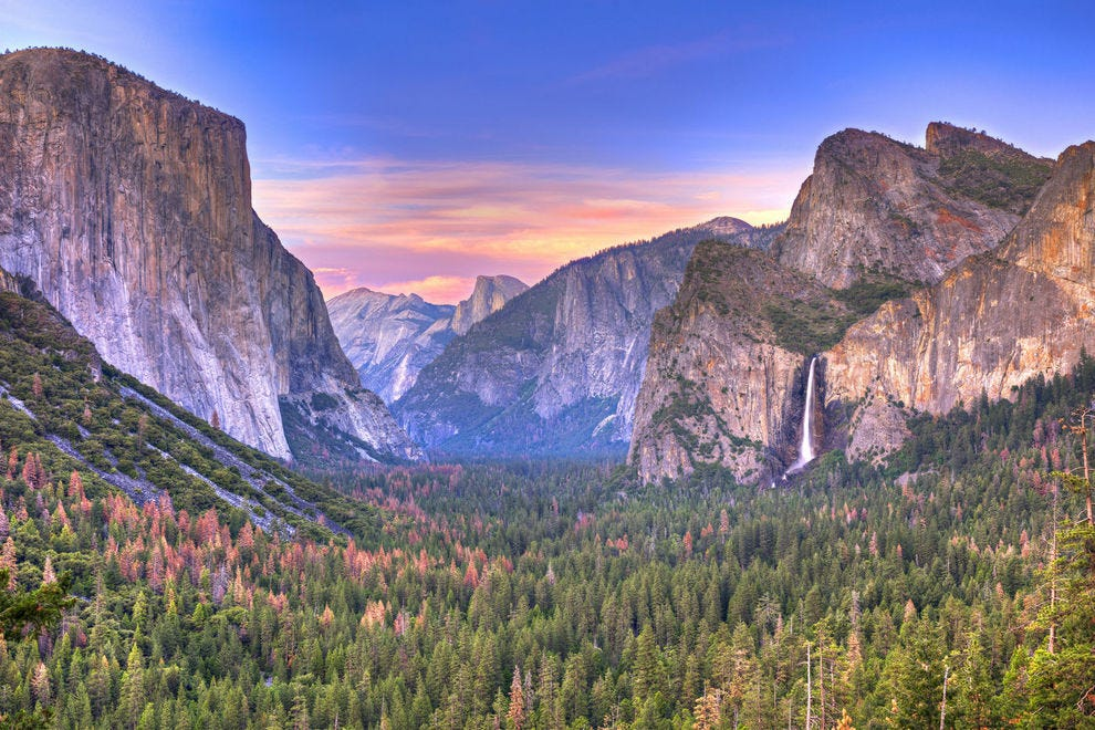 These are the most popular national parks in America