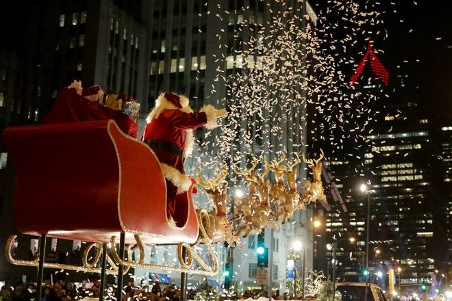 Holiday Attractions in Chicago