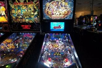 Pinball Hall of Fame (PHoF)