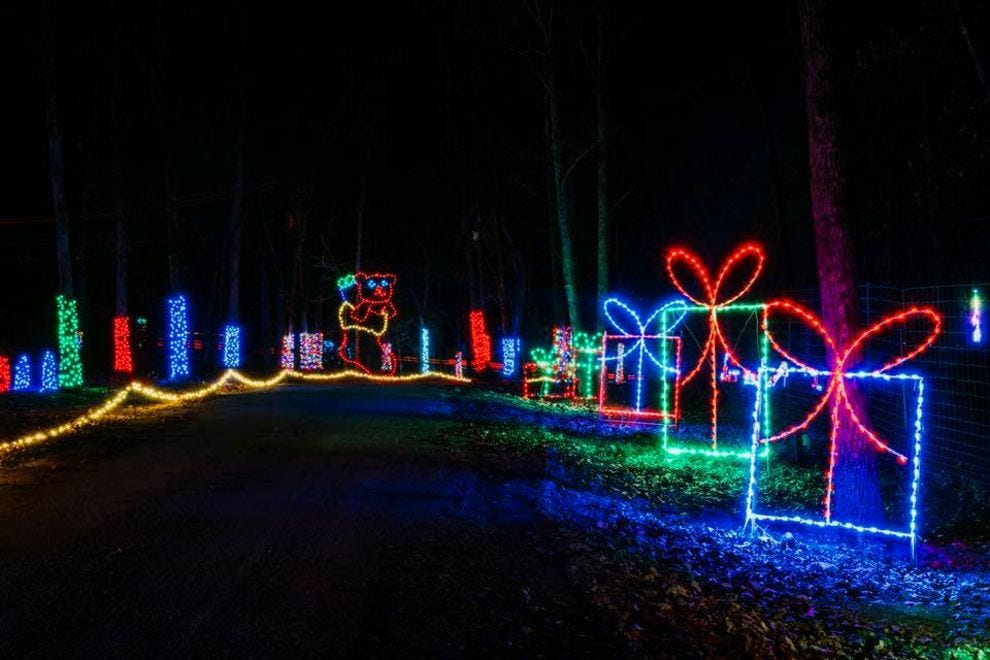 Let There Be Lights at Promised Land Zoo