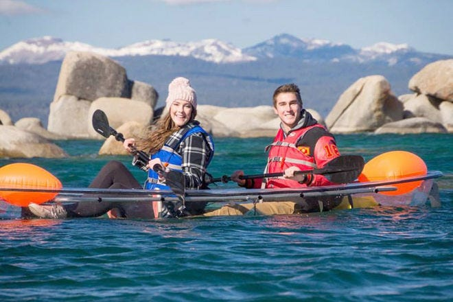 Romantic Things to Do in Tahoe