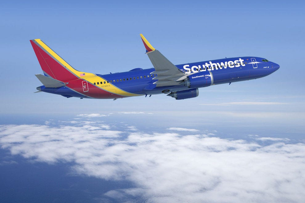 Southwest Rapid Rewards wins for the third straight year