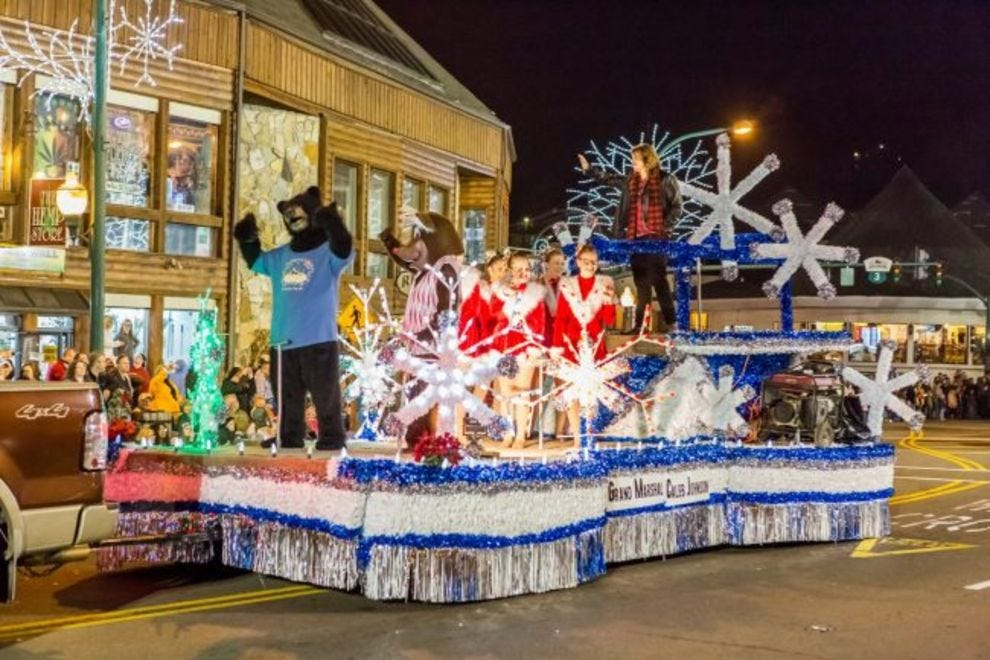 Vote - Fantasy of Lights Christmas Parade - Best Holiday Parade ...