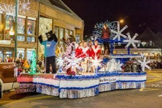 Fantasy of Lights Christmas Parade
