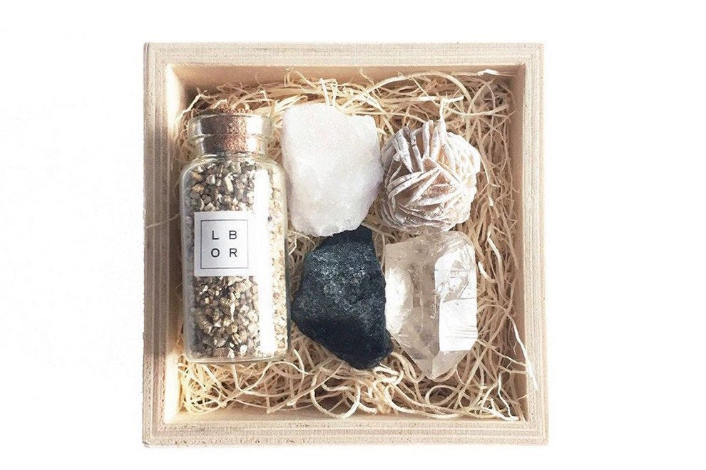 Little Box of Rocks™ pays tribute to the Museum with this curated collection
