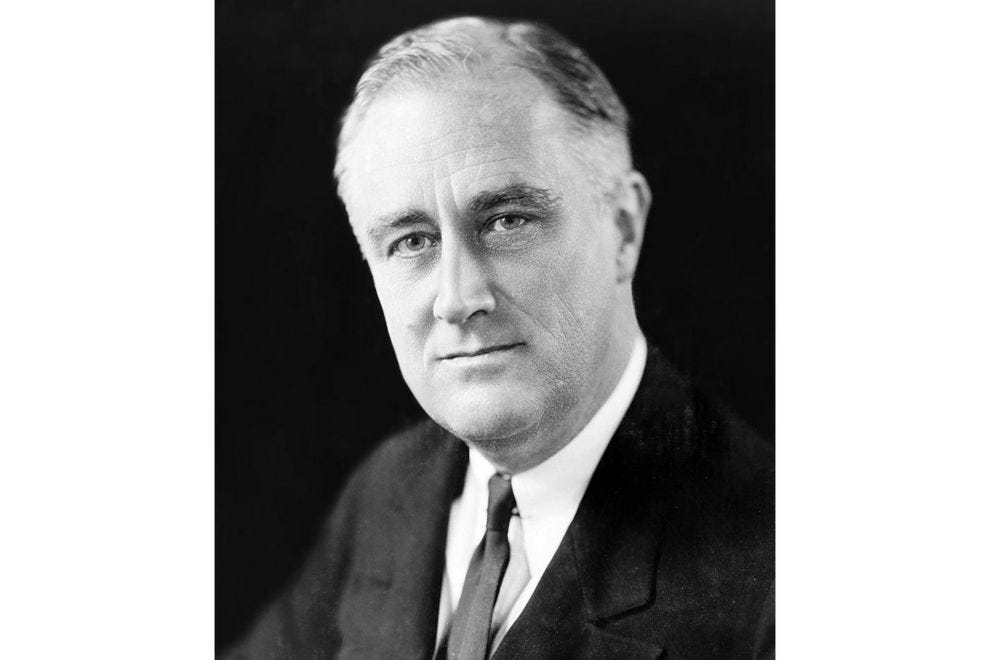 FDR is responsible for our modern-day Thanksgiving schedule
