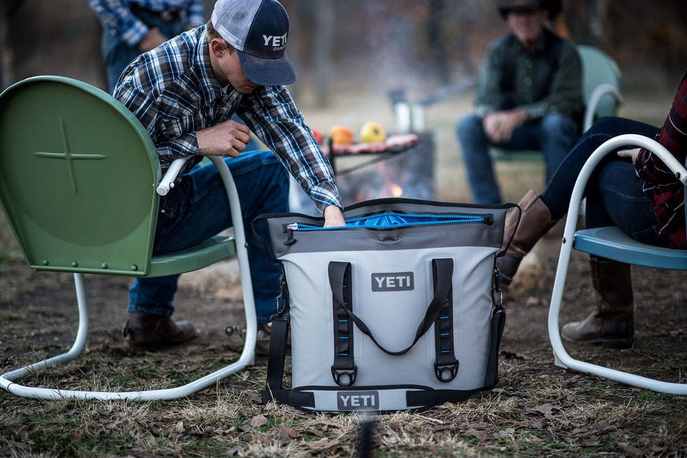 This YETI Hopper will keep things cool for days