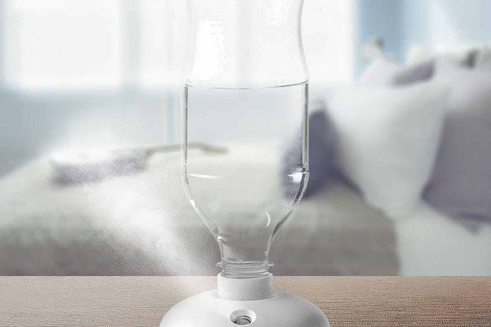 Fancii Cool Mist Personal Travel Humidifier will revive your skin