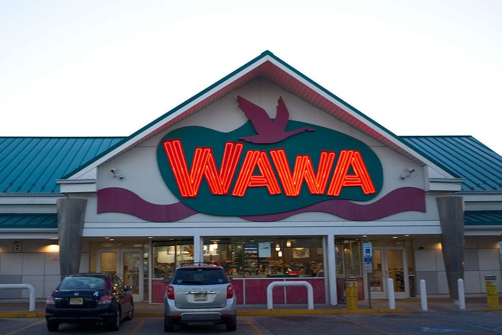 Why people from Jersey are obsessed with Wawa