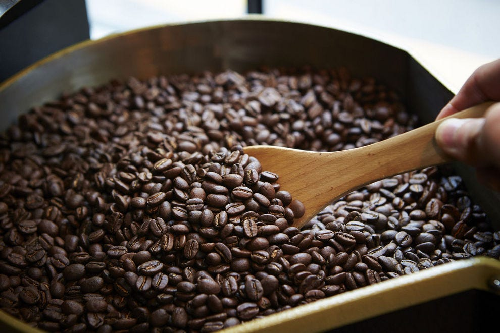 The process of roasting your own coffee beans is not as hard as you think.