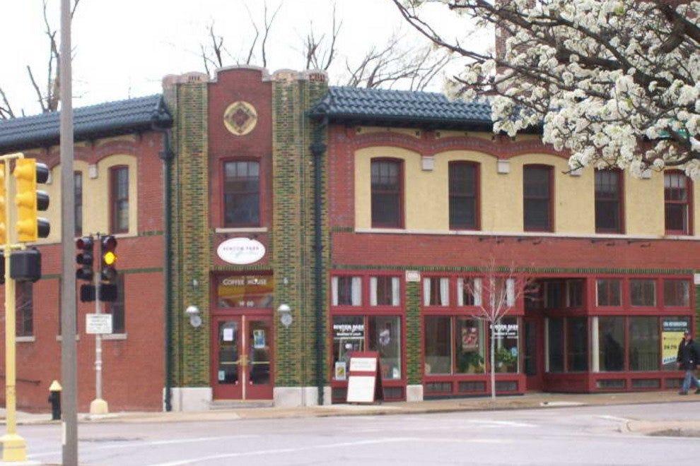 Benton Park Cafe Coffee Bar