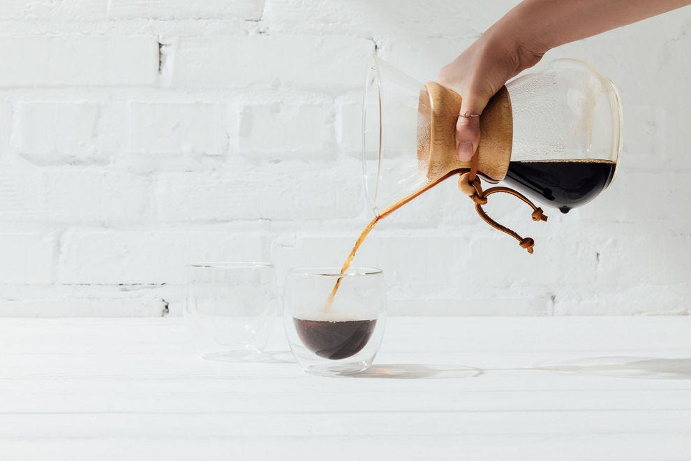 An analysis of the best and worst ways to make coffee