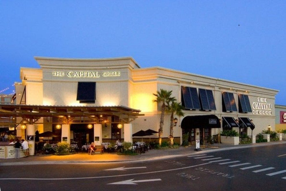 Capital Grille Tampa Restaurants Review 10best Experts