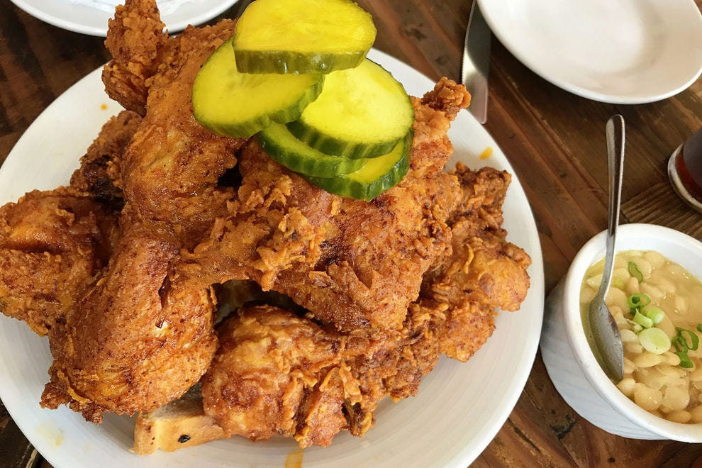 Why pickle juice and fried chicken are such a magical combination