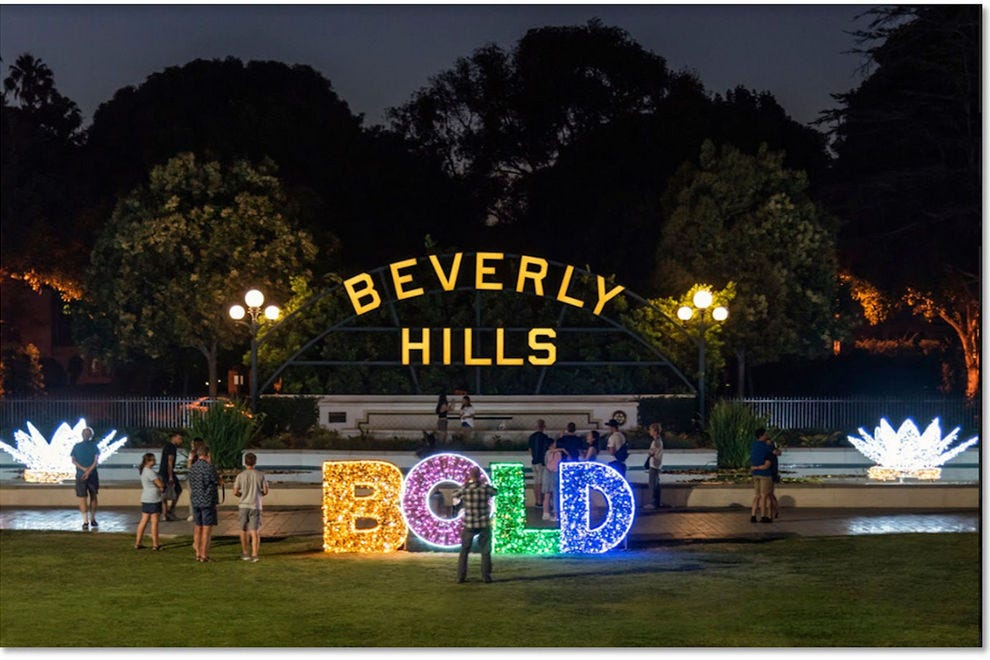 Beverly Hills BOLD Holidays