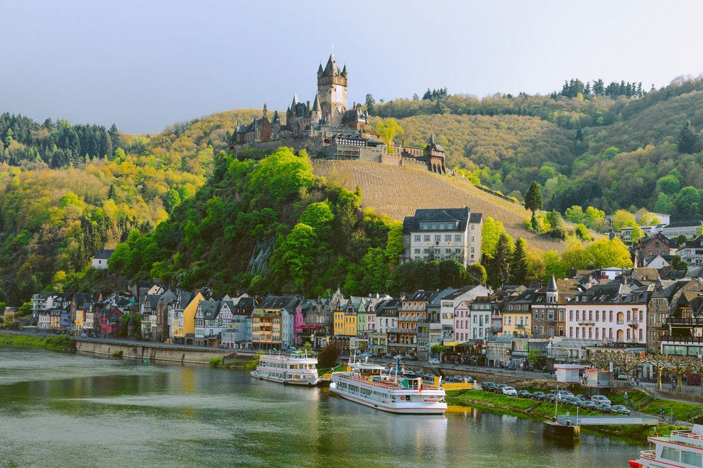 River cruising unlocks the world's inland waterways